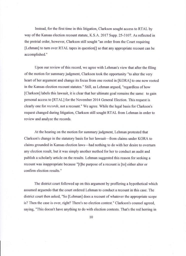 Appeals Court Decision Page 10